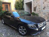 Mercedes Benz E220d Berlina Negro